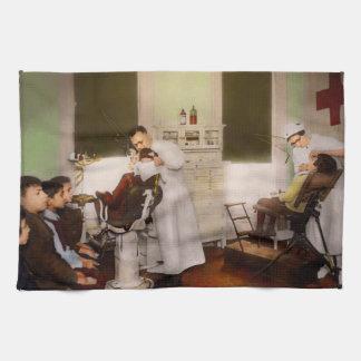 Linge De Cuisine Dentiste - traitement de eux comme les enfants