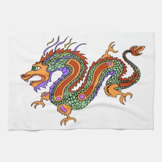 Linge De Cuisine Dragon