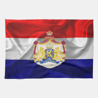 Linge De Cuisine Drapeau néerlandais