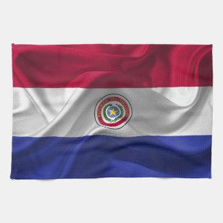Linge De Cuisine Drapeau paraguayen