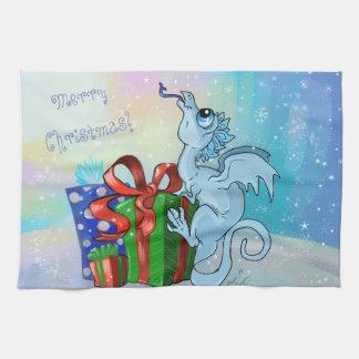 Linge De Cuisine flocon de neige de dragon de lil