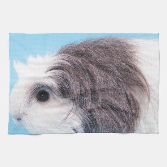 Linge De Cuisine guinea pig