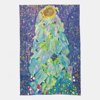 Linge De Cuisine Gustav Klimt - la peinture de beaux-arts de