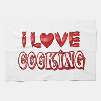 Linge De Cuisine J'aime faire cuire