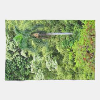 Linge De Cuisine Jungle hawaïenne