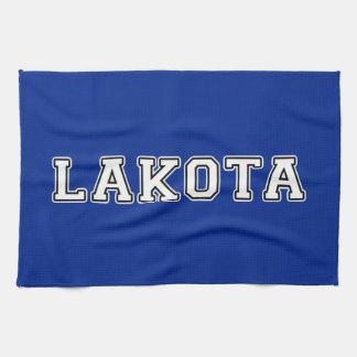 Linge De Cuisine Lakota