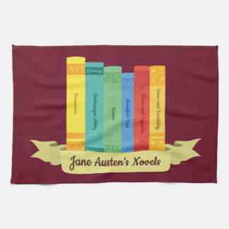 Linge De Cuisine Les romans de Jane Austen III