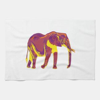 Linge De Cuisine Mouvements d'éléphant