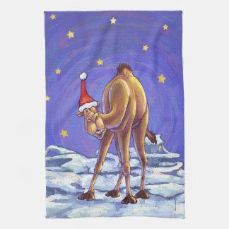 Linge De Cuisine Noël de chameau