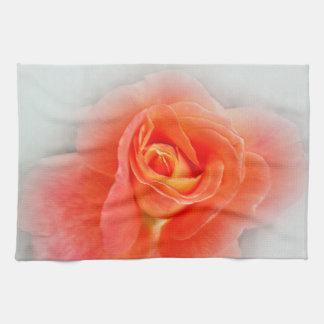 Linge De Cuisine nuances de rose en pastel
