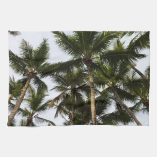 Linge De Cuisine Palmiers tropicaux d'été