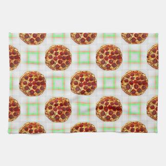 Linge De Cuisine Partie de pizza