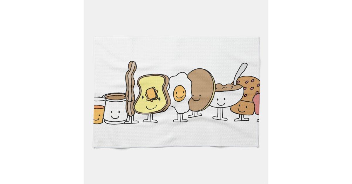 Linge de cuisine personnages de dessin anim de petit - Dessin anime de cuisine ...