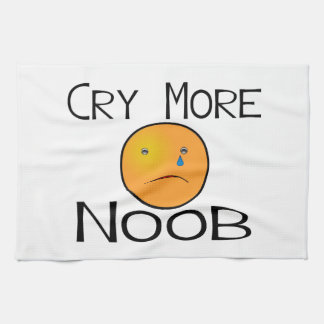 Linge De Cuisine Pleurent plus de Noob