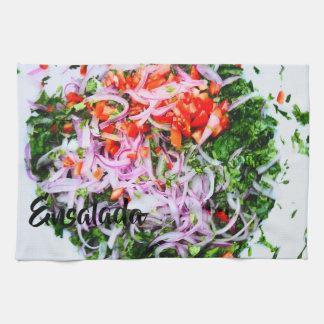Linge De Cuisine Salade vibrante