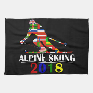 LINGE DE CUISINE SKI 2018 ALPIN