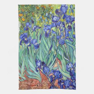 Linge De Cuisine Vincent van Gogh 1898 iris