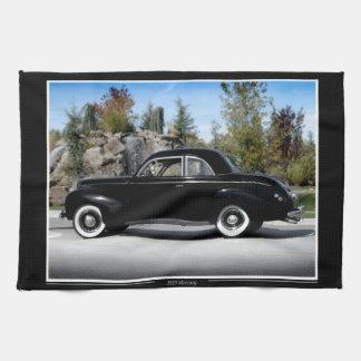 Linge De Cuisine Voiture 1939 classique vintage de coupé de Merc
