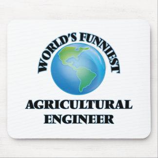 L'ingénieur agricole le plus drôle du monde tapis de souris