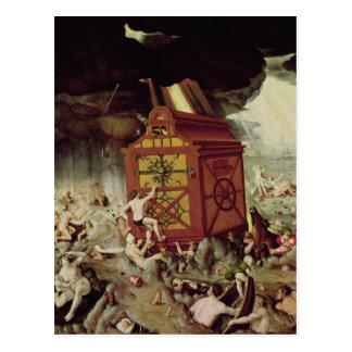 L'inondation, 1516 carte postale