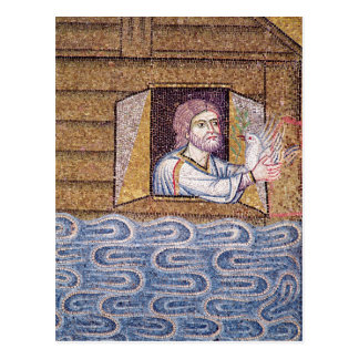 L'inondation, de l'oreillette carte postale