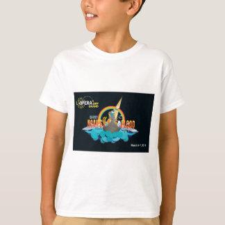 L'inondation de Noé à l'opéra de LA T-shirt