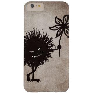 L'insecte mauvais vintage donne la fleur coque iPhone 6 plus barely there