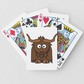 l'insecte observe des yaks jeu de cartes