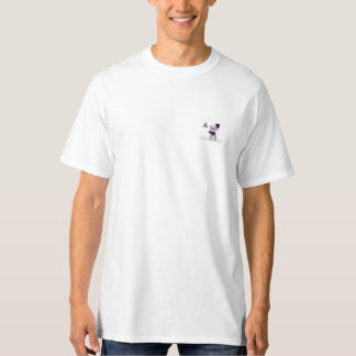 l'insuffisance de álpha-1-antitrypsine battent en t-shirt