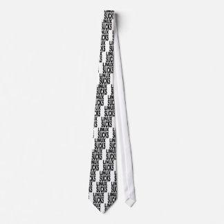 Linux suce cravate customisée