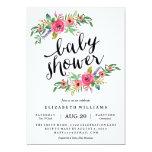 L'invitation de baby shower d'été la plus douce carton d'invitation  12,7 cm x 17,78 cm