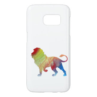 Lion Coque Samsung Galaxy S7