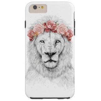 Lion de festival coque iPhone 6 plus tough