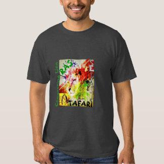 Lion de Rastafari Selassie de Judah T-shirts