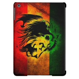 Lion de reggae de Cori Reith Rasta Coque iPad Air