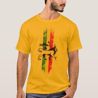 Lion de reggae t-shirt