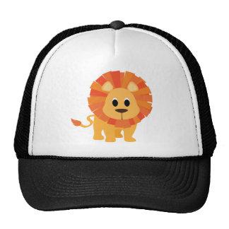 Lion doux casquettes