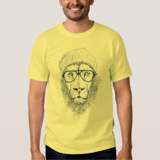 Lion frais t-shirts