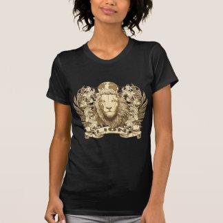 Lion grunge t-shirt
