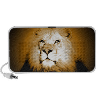 Lion Haut-parleurs PC