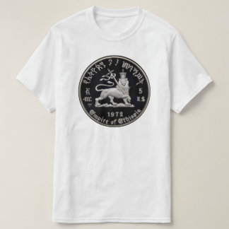 Lion of Judah - Rasta reggae - Shirt T-shirt