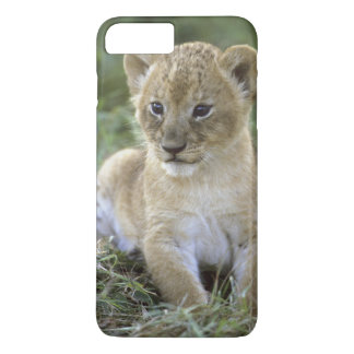 Lion, Panthera africains Lion), la Tanzanie, Coque iPhone 7 Plus