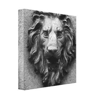 Lion principal de lions d'Aslan de copie d'art de Toiles