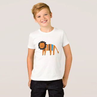 Lion, T-shirt