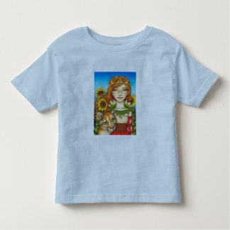 Lion T-shirt Pour Les Tous Petits