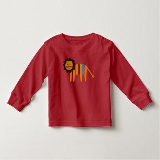Lion, T-shirt Pour Les Tous Petits