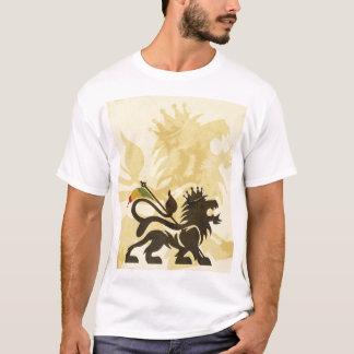 Lion Tan de Ras T-shirt