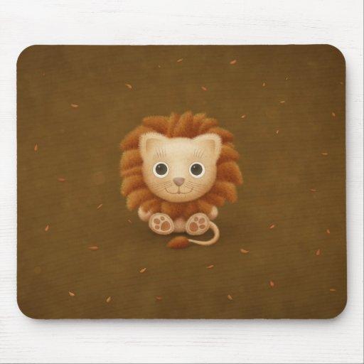 Lion Tapis De Souris