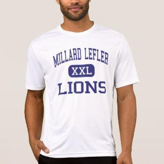 Lions Lincoln moyen Nébraska de Millard Lefler T-shirt