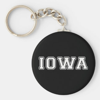 L'Iowa Porte-clés